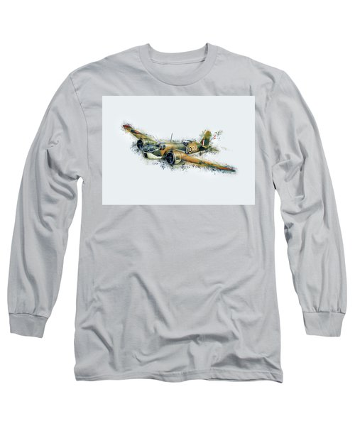 Blenheim Bomber Long Sleeve T-Shirt