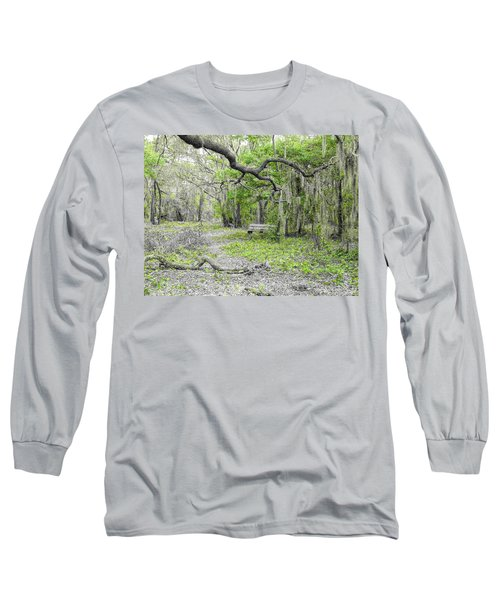 Branching Out Long Sleeve T-Shirt