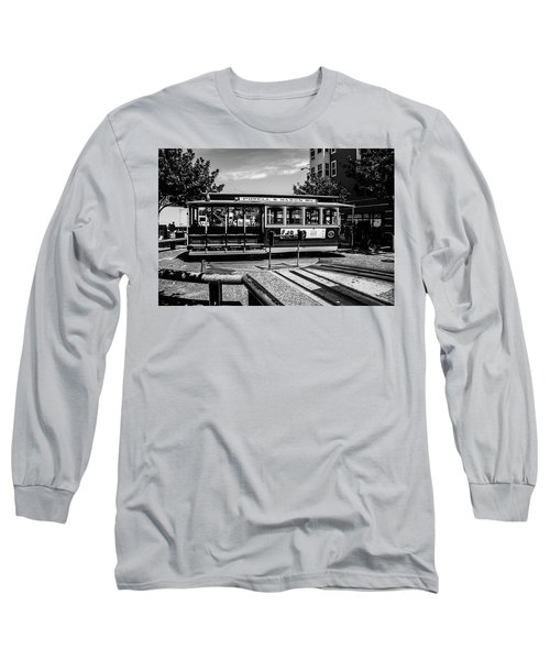 Cable Car Turn Around Long Sleeve T-Shirt