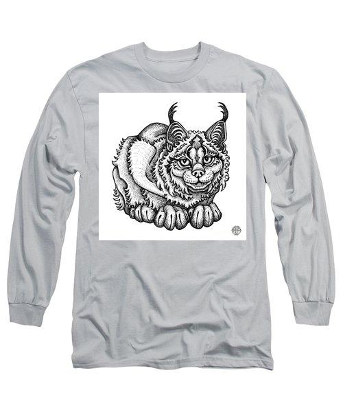 Canada Lynx Long Sleeve T-Shirt