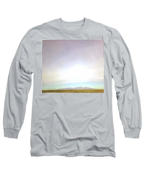 Capitan Mountain Long Sleeve T-Shirt