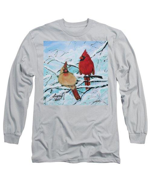 Cardinalis Long Sleeve T-Shirt