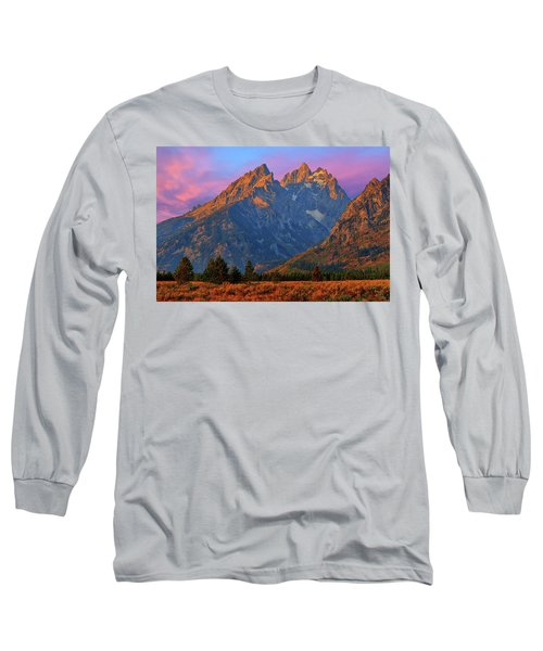 Cathedral Dawn Long Sleeve T-Shirt