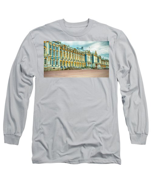 Catherine Palace Long Sleeve T-Shirt