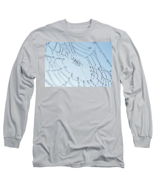 Centered Long Sleeve T-Shirt