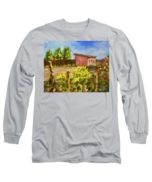 Chamesa In Bloom Long Sleeve T-Shirt