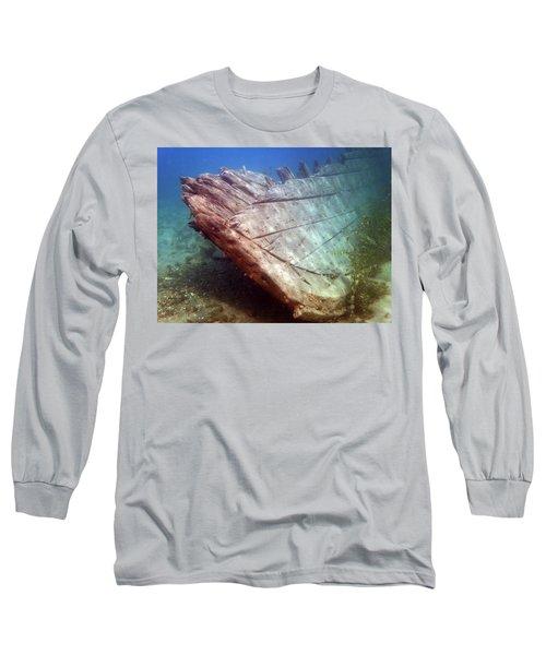 City Of Grand Rapids Shipwreck Ontario Canada 8081801c Long Sleeve T-Shirt