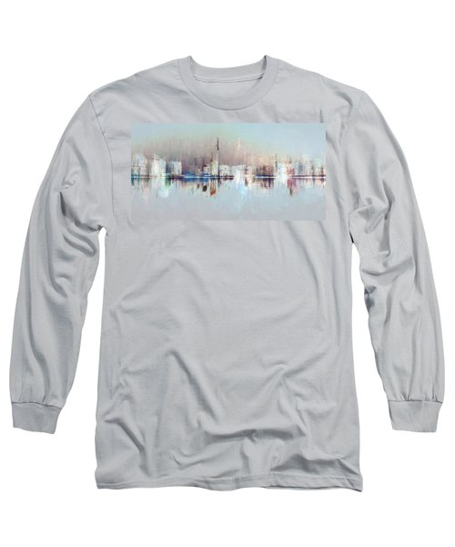 City Of Pastels Long Sleeve T-Shirt