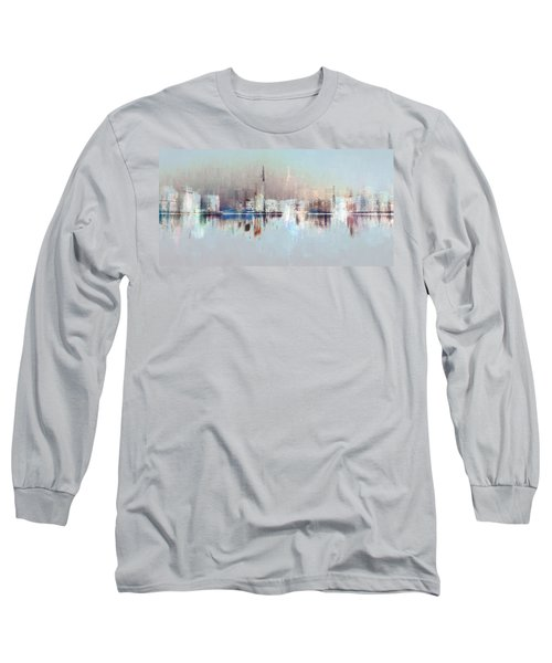 City Of Pastels Long Sleeve T-Shirt