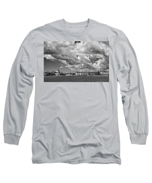 Clouds Over Helsinki Long Sleeve T-Shirt