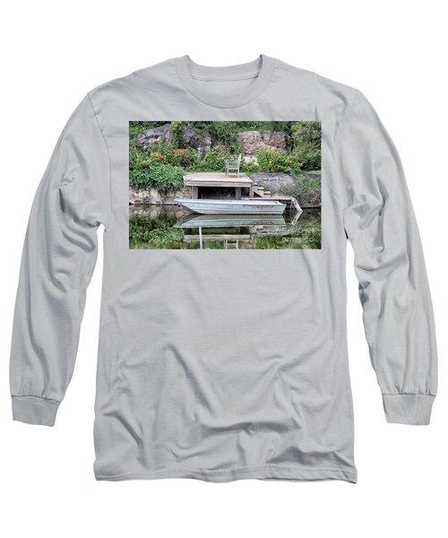 Concho Reflections Long Sleeve T-Shirt