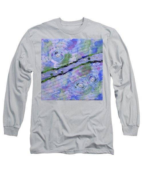 Cosmic Stream Long Sleeve T-Shirt