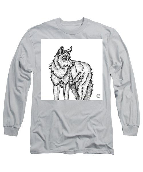 Coyote Long Sleeve T-Shirt