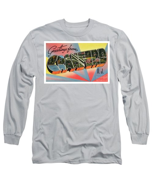 Cranford Greetings Long Sleeve T-Shirt