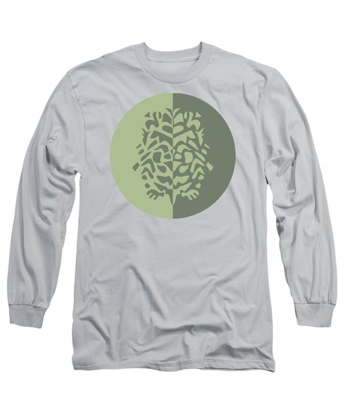 Curves And Movements Long Sleeve T-Shirt