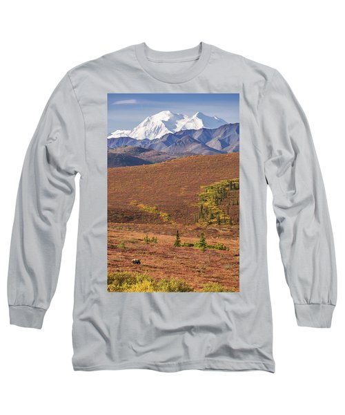 Denali Grizzly Long Sleeve T-Shirt