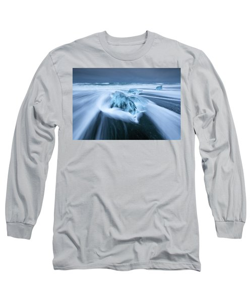 Diamond Beach Long Sleeve T-Shirt