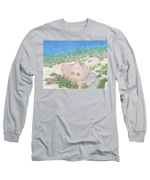 Different Spots Long Sleeve T-Shirt