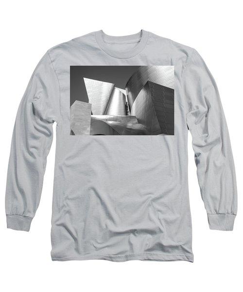 Disney_concert_hall Long Sleeve T-Shirt