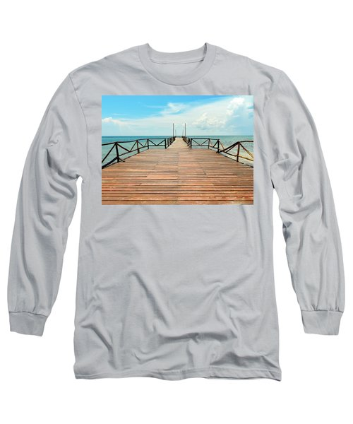 Dock To Infinity Long Sleeve T-Shirt