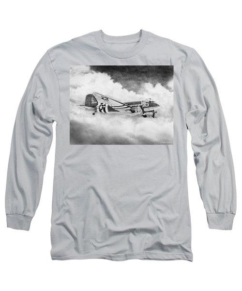 Douglas C-47 Long Sleeve T-Shirt