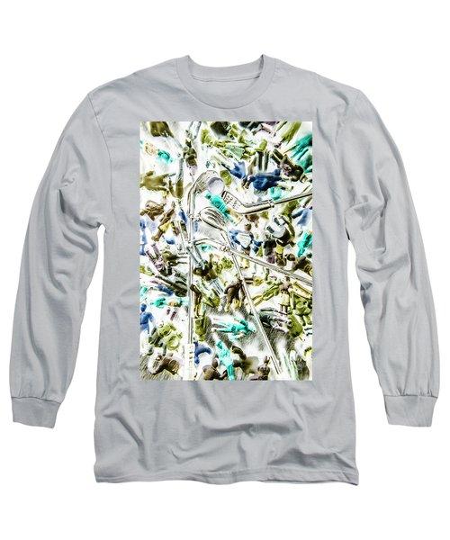 Dynamic Range Golfers Long Sleeve T-Shirt