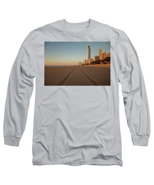 Early Morning Light Long Sleeve T-Shirt