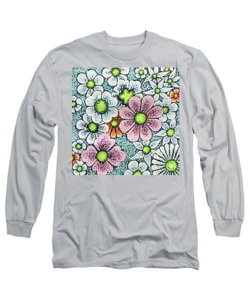 Efflorescent 1 Long Sleeve T-Shirt