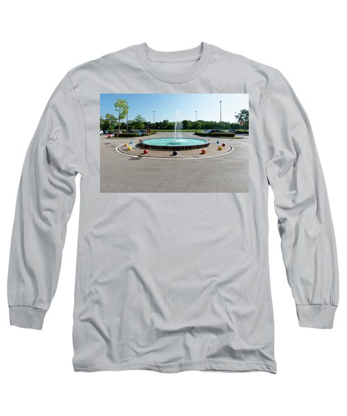 Euro New Topographics 18 Long Sleeve T-Shirt