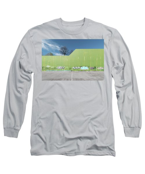 Euro New Topographics 26 Long Sleeve T-Shirt