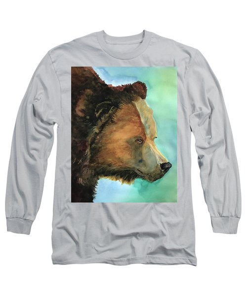 Face To Face Bear Long Sleeve T-Shirt