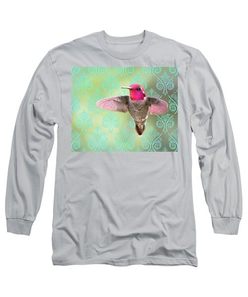 Fancy Long Sleeve T-Shirt