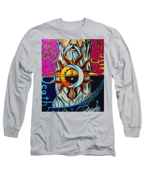Father Time Long Sleeve T-Shirt
