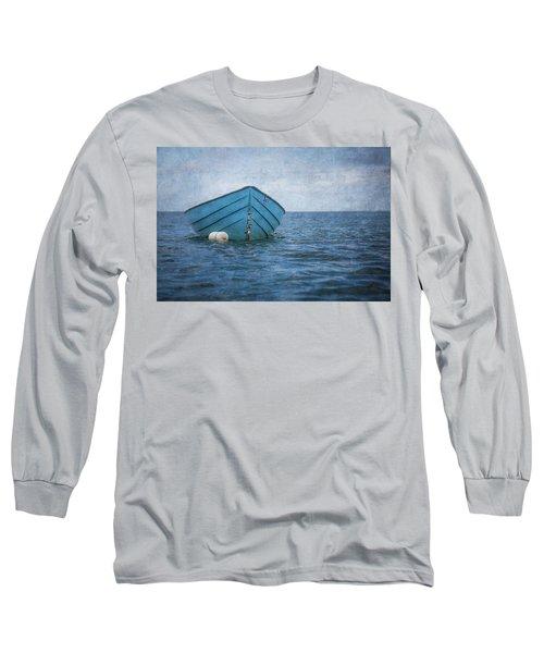 Feel The Blues Long Sleeve T-Shirt