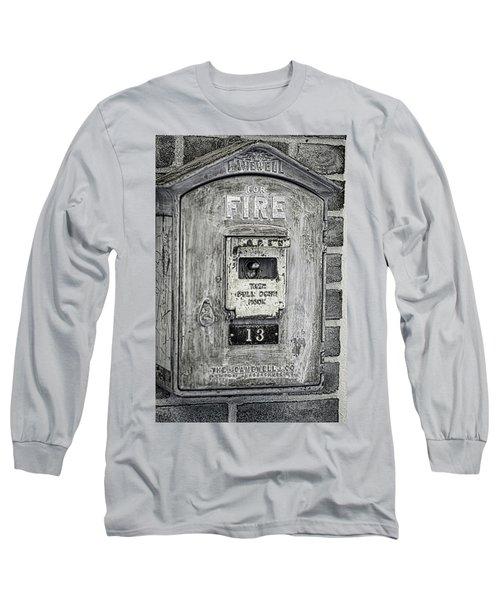 Firebox Long Sleeve T-Shirt