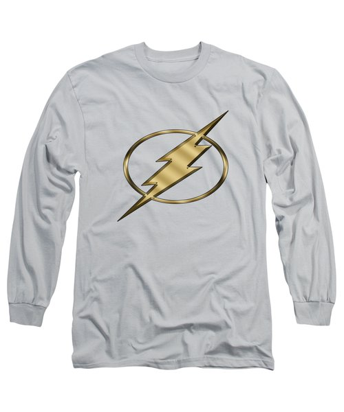 Flash Logo Long Sleeve T-Shirt