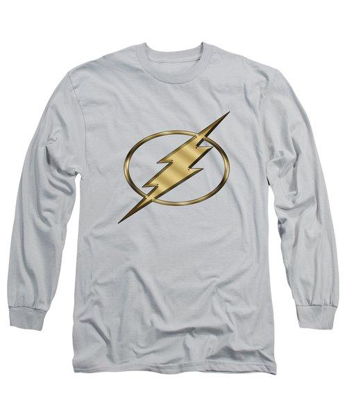 Flash Logo Long Sleeve T-Shirt