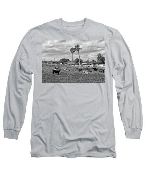 Florida Farmscape Long Sleeve T-Shirt