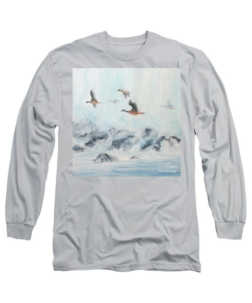 Flying South Long Sleeve T-Shirt