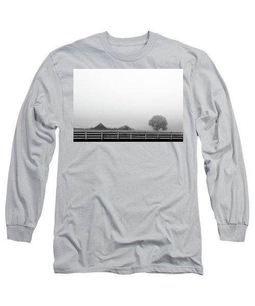 Fog And The Farm Long Sleeve T-Shirt