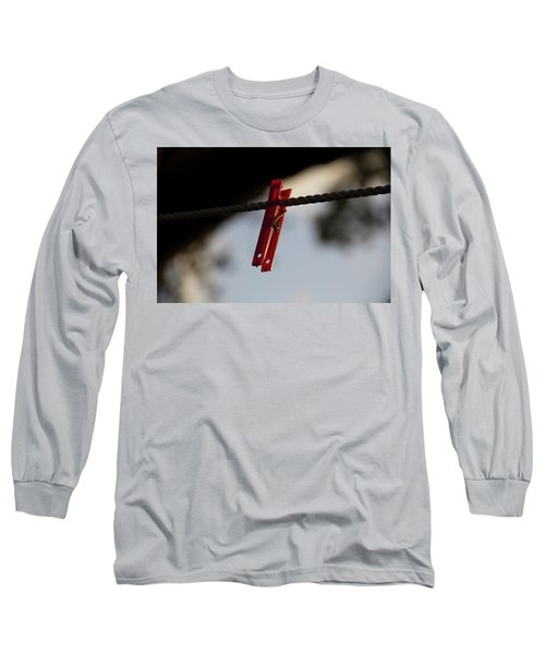 Forgotten And Alone Long Sleeve T-Shirt