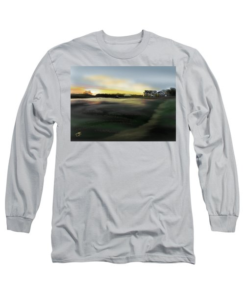Four Blessings Farm Long Sleeve T-Shirt