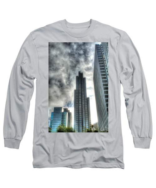 Four Embarcadero Center San Francisco Long Sleeve T-Shirt