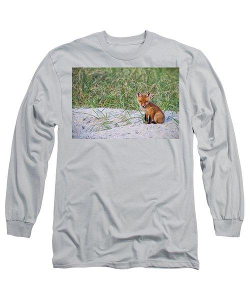 Fox Kit Long Sleeve T-Shirt