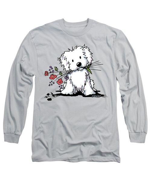 Garden Helper Long Sleeve T-Shirt