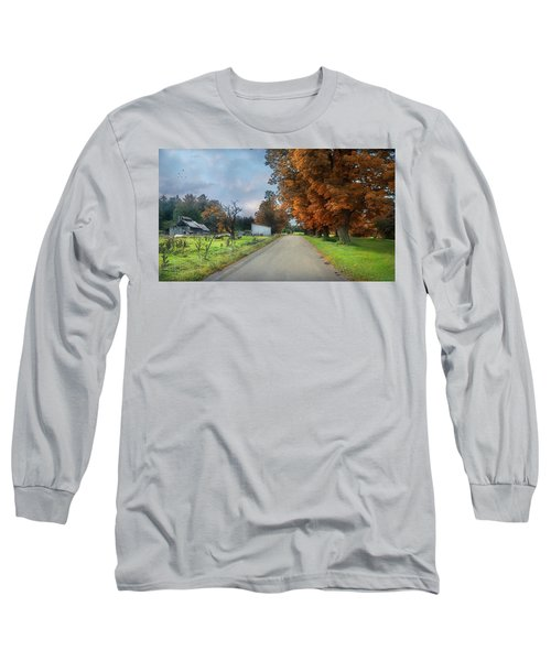 Going Up The Country Long Sleeve T-Shirt