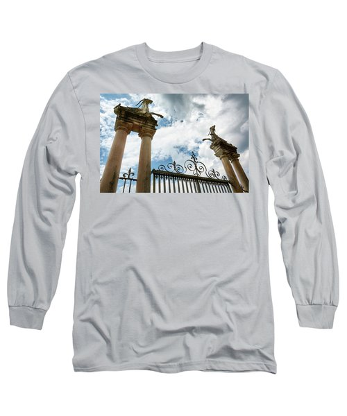 Guarding The Island Long Sleeve T-Shirt