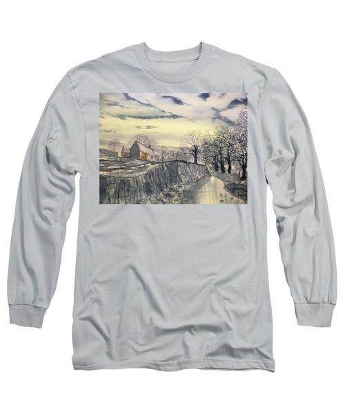 Hag Dyke By Moonlight Long Sleeve T-Shirt