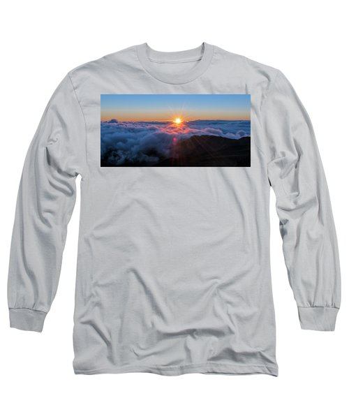 Haleakala First Light  Long Sleeve T-Shirt