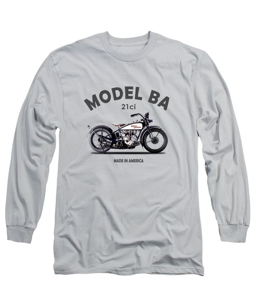 Harley-davidson Ba 1927 Long Sleeve T-Shirt